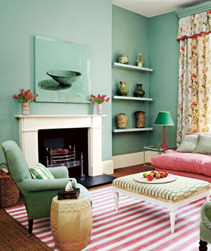 Cool Colors To Paint Your Room what your paint color says about you - real simple
