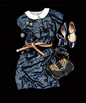 Vintage style clothing with modern touches