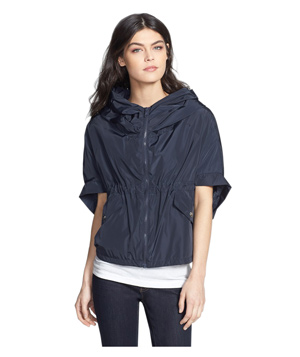 Sam Edelman Packable Poncho Jacket