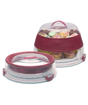 Progressive International Collapsible Cupcake Carrier