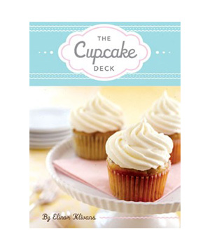 Chronicle Books The Cupcake Deck