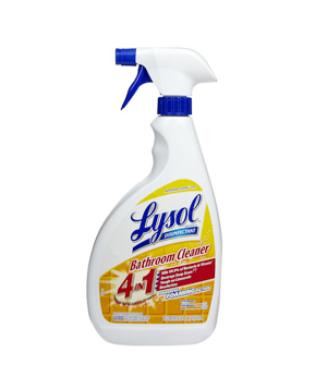 Nice Best Powerhouse All Purpose. Lysol Bathroom Cleaner