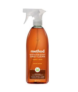 Method Wood for Good Daily Clean