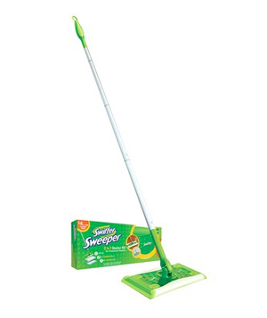 Swiffer Sweeper starter kit