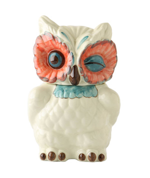 A Real Hoot Canister