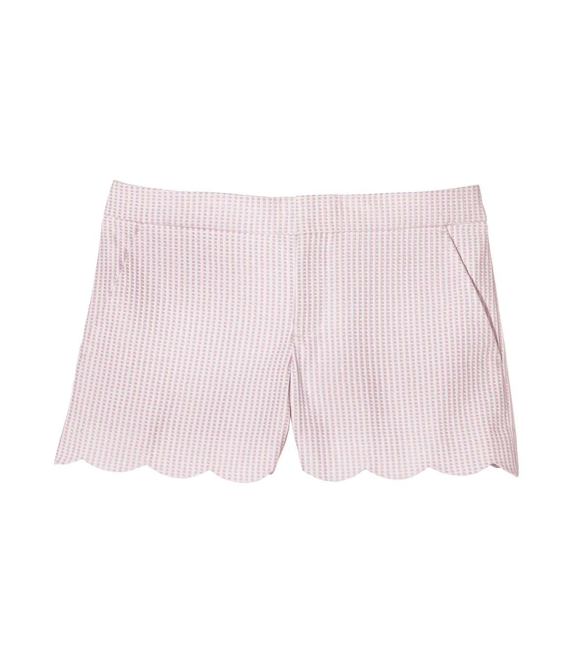 Club Monaco Amber Scallop Dot Short