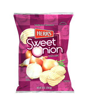 Herr's Sweet Onion