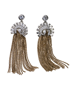 Chloe + Isabel Crystal Earrings