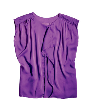 H&M Polyester Blouse