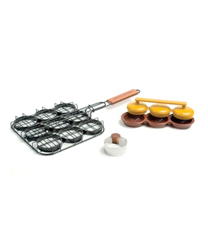 Sliders Mini-Burger Set