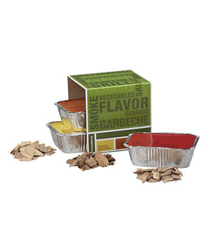 Smoke Flavor Wood Chip Sampler
