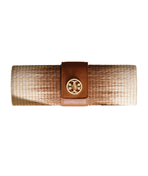 Tory Burch Ombré-Print Clutch