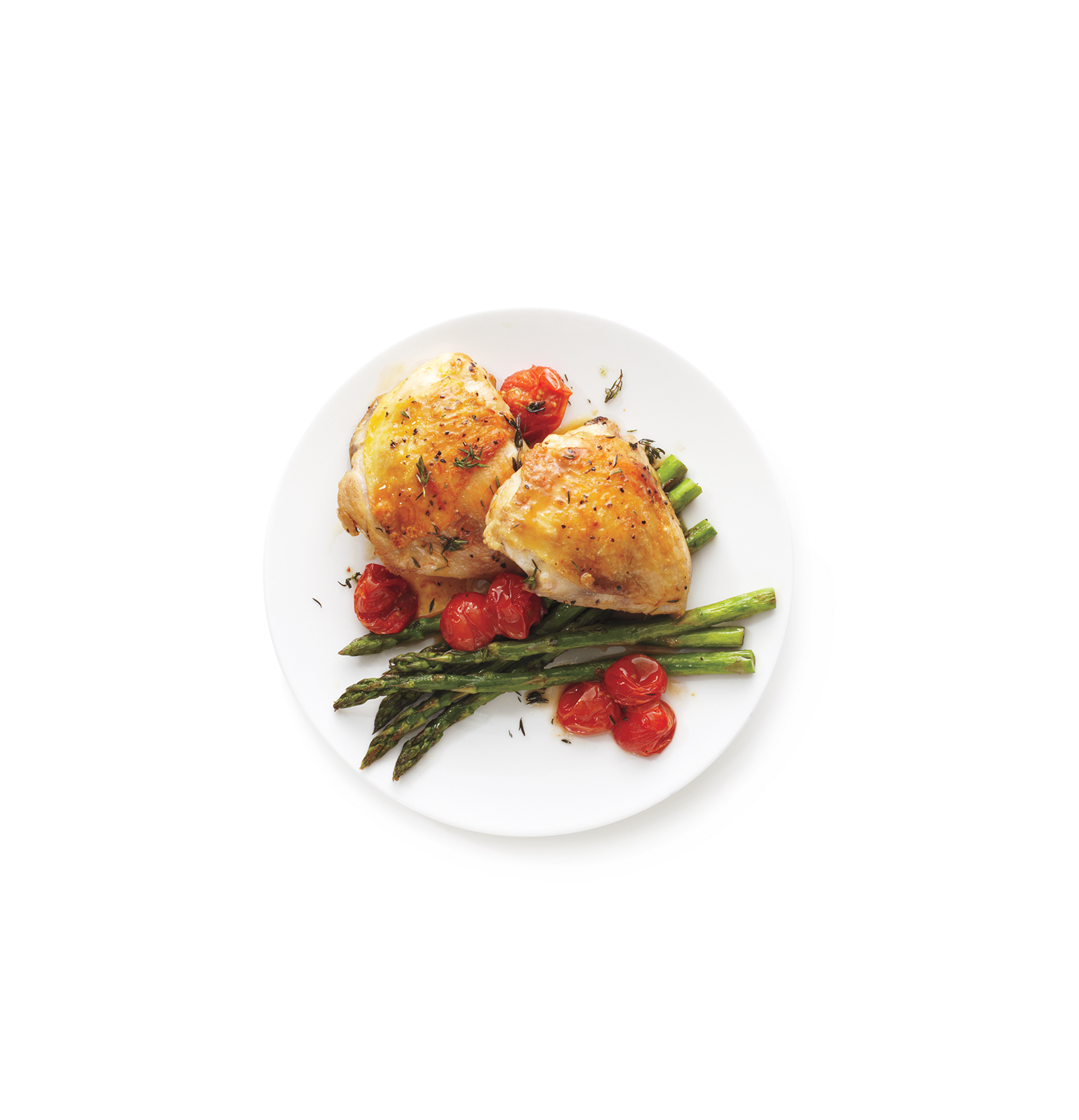 roasted-chicken-asparagus