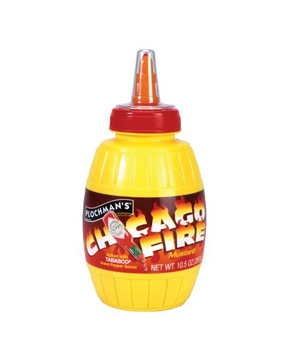 Plochman's Chicago Fire Mustard