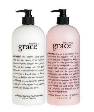 Philosophy Supersize Fragrance 3-in-1 Gel & Body Lotion Duo