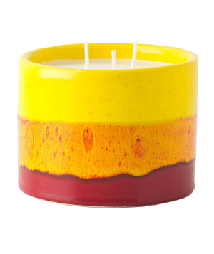 Large Citronella Candle Pot