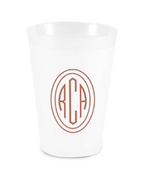 12 oz Personalized Shatterproof Cup