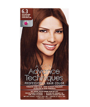 Avon Advance Techniques Professional Hair Color