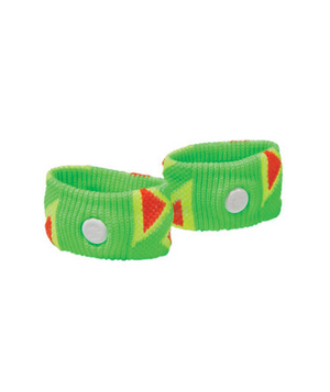 Green wristbands