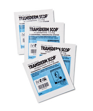 Transderm Scōp patches
