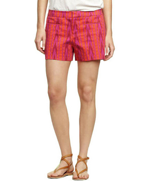 Gap Printed Canvas Shorts