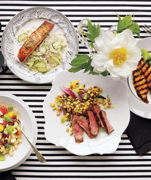 4 Easy Dinner Party Recipes