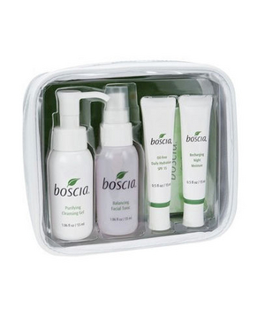 Boscia Travel Kit for Normal to Dry Complexions