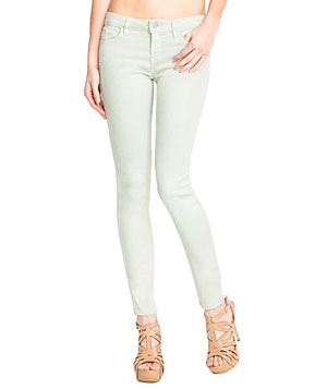 Guess Brittney Ankle Skinny Pastel Jeans