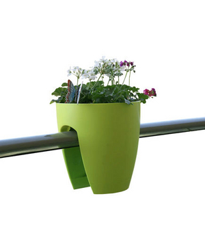 Railing or Balcony Planter