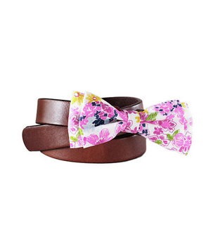 Girls' Bow Belt