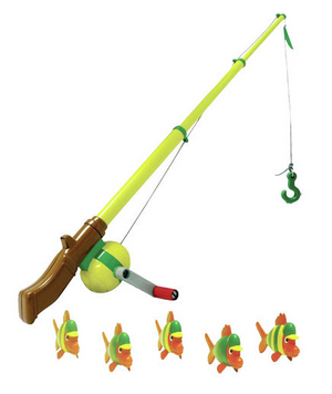 John Deere Fishing Pole