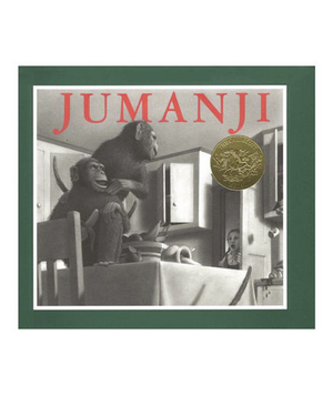 Jumanji, by Chris Van Allsburg