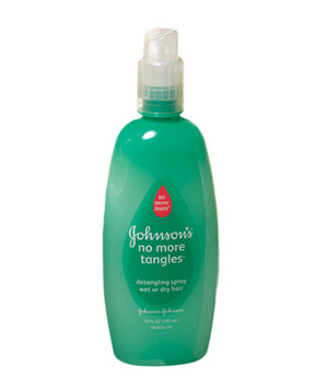 Johnson's No More Tangles Detangling Spray
