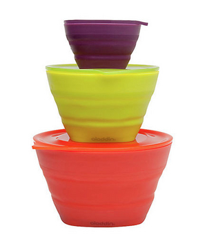 Aladdin 3 Collapsible Bowl Set Assorted