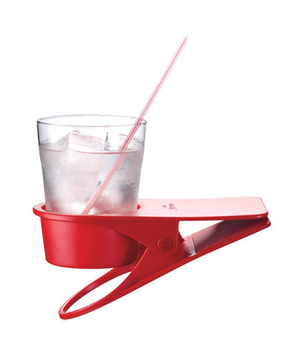 Drinklip Portable Cup Holder