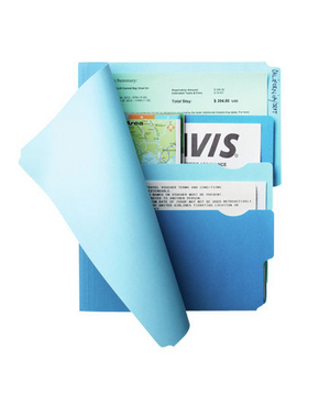 Divide-It-Up File Folder