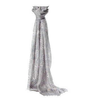 Banana Republic Rita Textured Scarf