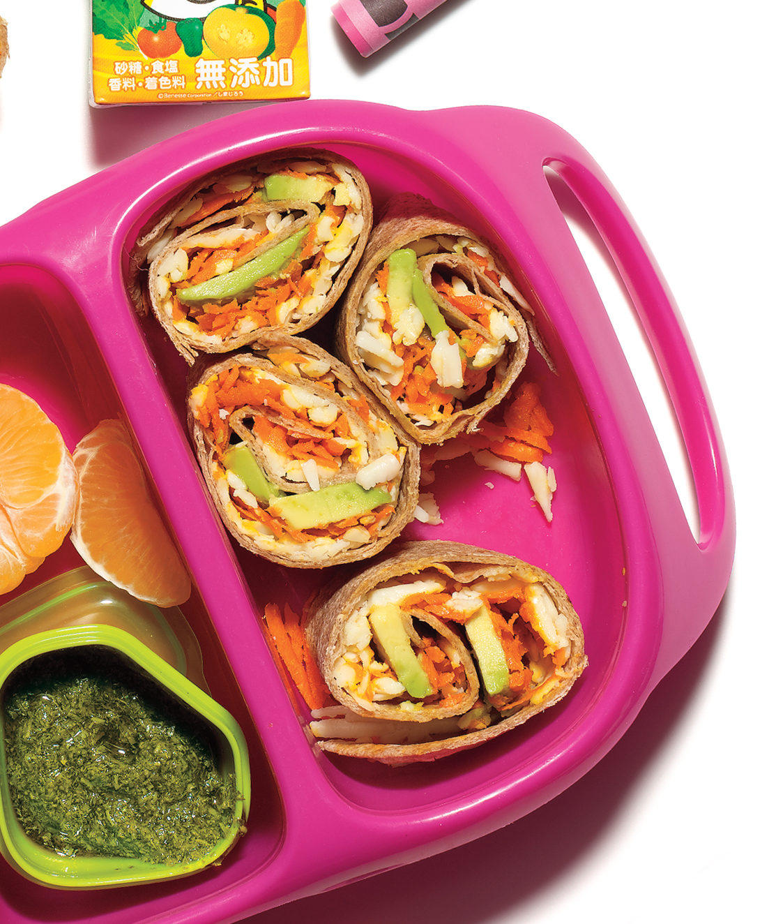 4 Lunch Ideas for Kids