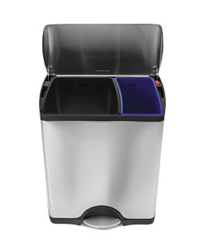 The Best Kitchen Trash Can For Your Home Real Simple