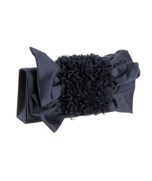 Magid Satin Evening Bag