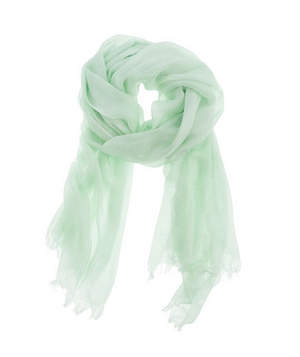 J. Crew Silk-and-Cashmere Wrap