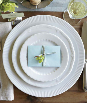 Pillivuyt Eclectique Dinnerware Place Settings