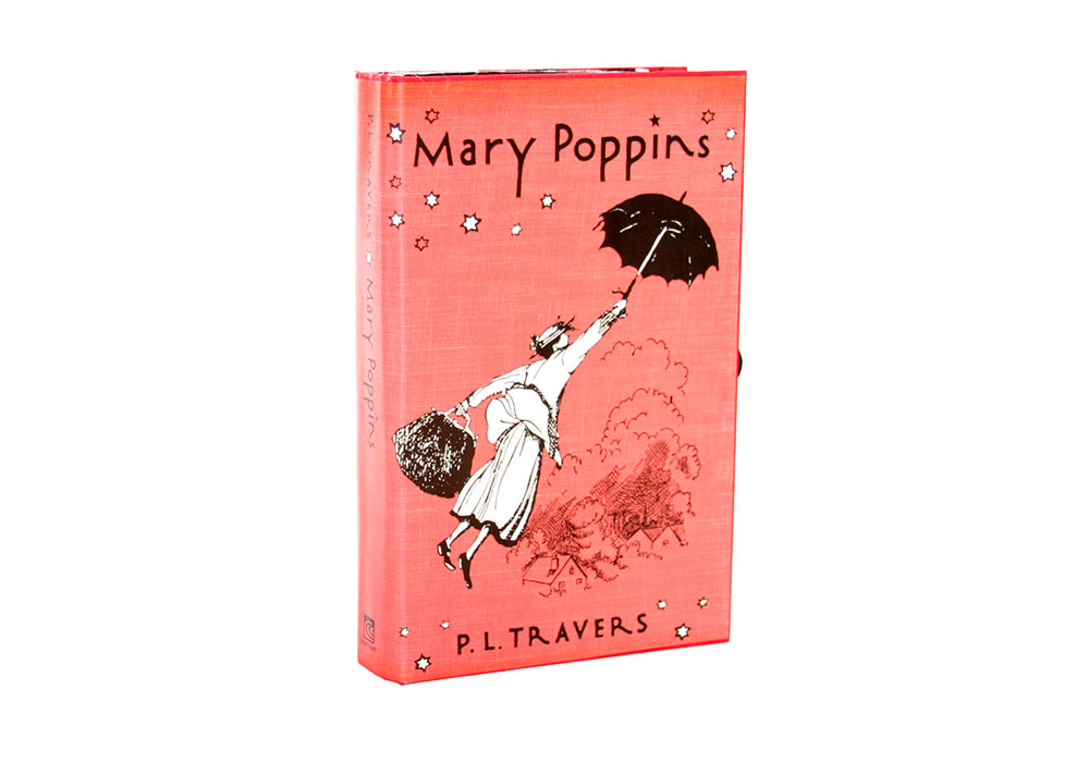 Mary Poppins Book Kindle Cover