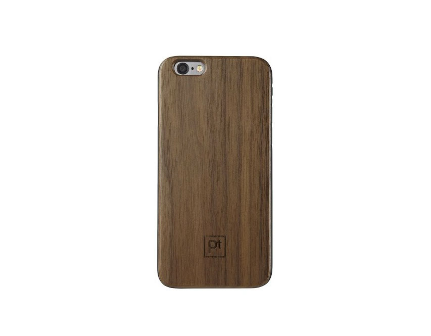 <p>Premium Wood Case for iPhone 6 in Black Walnut</p>