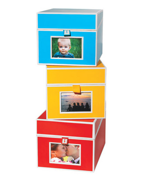 Semikolon Photo and CD Boxes