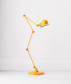 Signal Zigzag Floor Lamp by Jielde