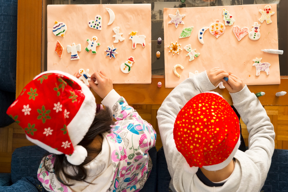 Christmas Decoration IDeas: Crafts for Kids
