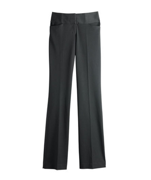 Express Polyester-Blend Pants