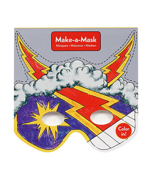 Make-A-Mask Superhero