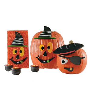 Halloween Pumpkin Decorating Kit